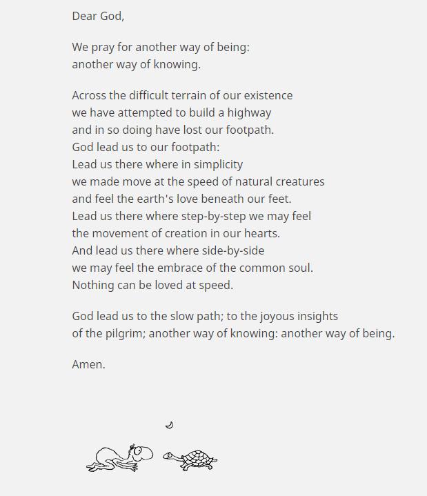 Prayer by Leunig